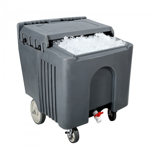 Ice-Caddy - Kunststoff - mit Auslaufhahn - premium Qualität