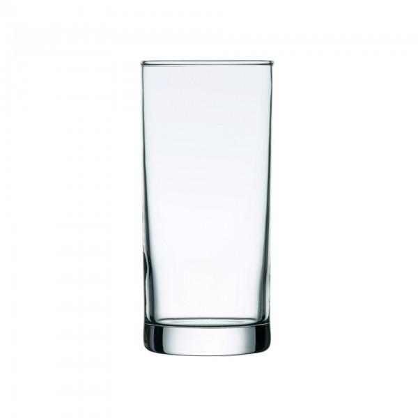 Longdrink-Glas - Serie City - geeicht 0,2 ltr.