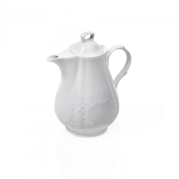 Kännchen - Serie Bavaria - Porzellan - mit Deckel - premium Qualität