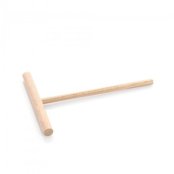 Teigverteiler - Holz - 16,5 x 12 cm
