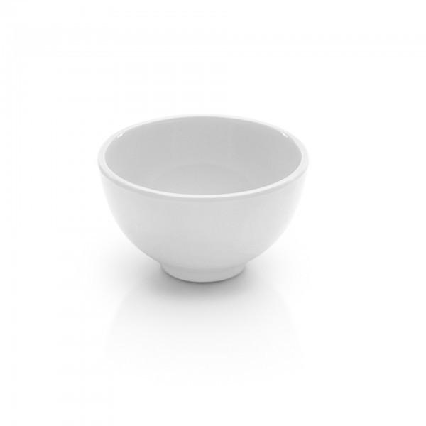 Dipschale - Melamin - schwarz, weiß oder rot - Ø 6,5 cm - 9344065