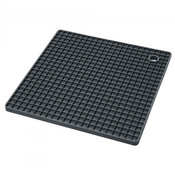Untersetzer - Silikon - schwarz - für Buffetplatte 9590