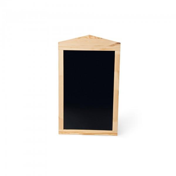 Tafel zum Aufhängen - Holz - einseitig beschreibbar
