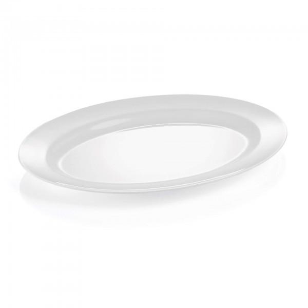Servierplatte - Melamin - oval - 9372.300