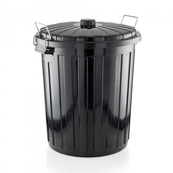 Abfallbehälter - Polypropylen - inkl. Deckel - extra preiswert
