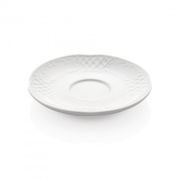 Untertasse - Serie Bavaria - Porzellan - für Obertasse 4712.018 - premium Qualität