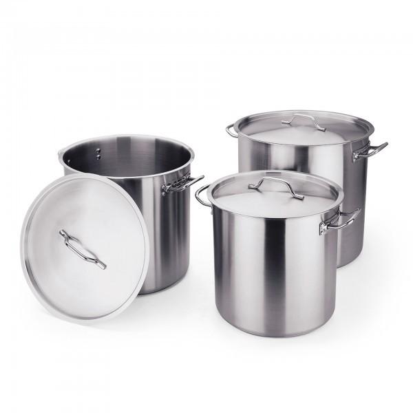Suppentopf - Edelstahl - mit Kapselboden - extra preiswert