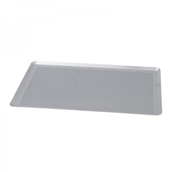 Backblech - 3 mm Perforierung - Aluminium - div. Varianten