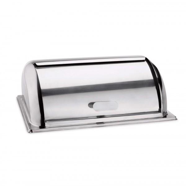 GN Roll Top Deckel - Chromnickelstahl - 1460.213