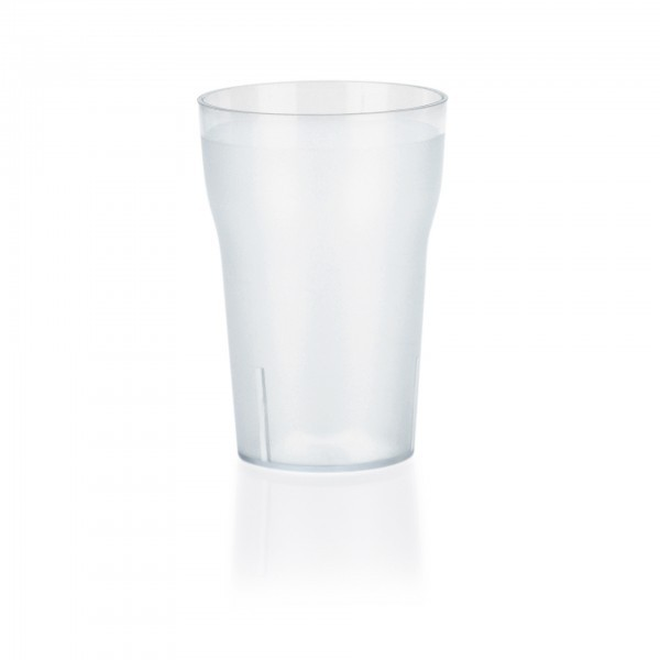 Becher - Polycarbonat - klar