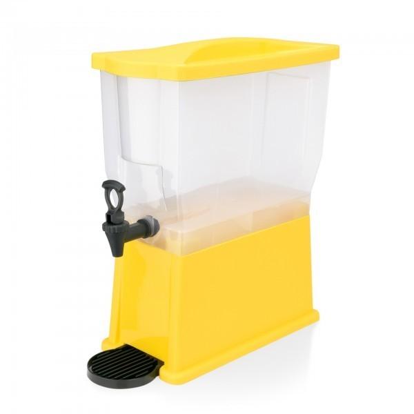 Getränkedispenser - Polypropylen - gelb