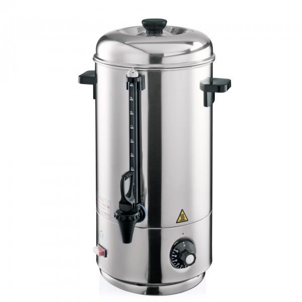 Wasserkocher - Chromnickelstahl - mit Sicherheitsthermostat - premium Qualität