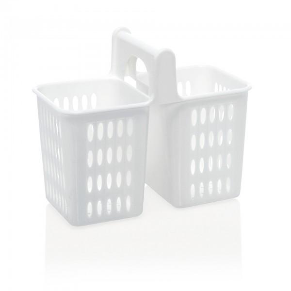 Besteckkorb - Polypropylen - weiß - 9802 002