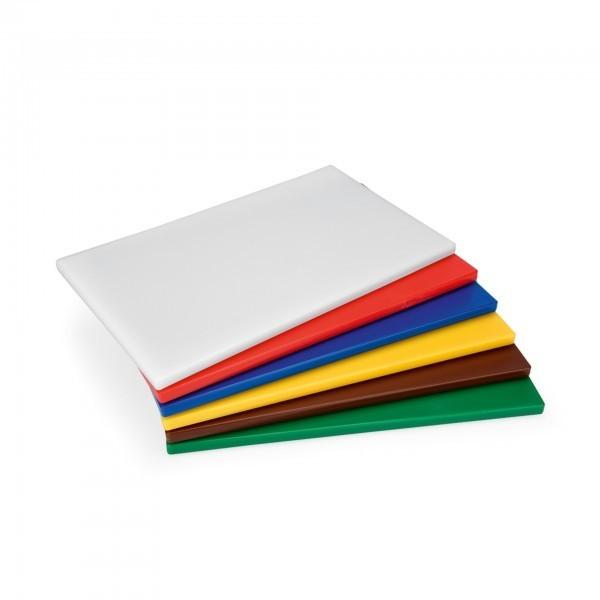 HACCP Schneidbrett - Polyethylen - versch. Farben - GN 1/1 - premium Qualität