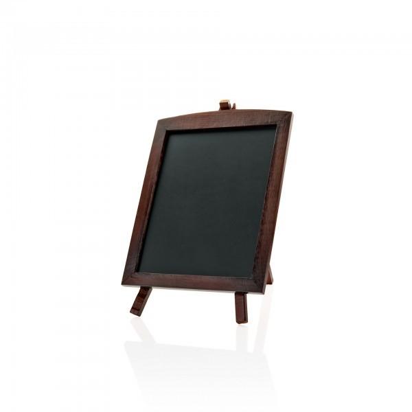 Tischaufsteller - Holz - einseitig beschreibbar