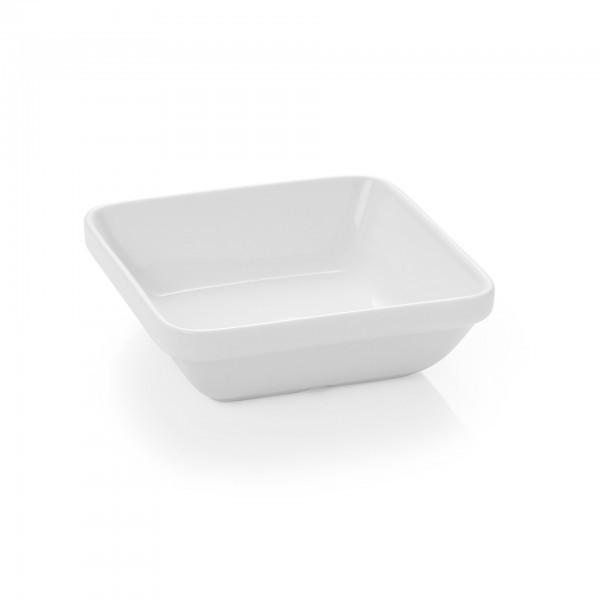 Salatiere - Serie Hamburg - Porzellan - eckig - für Systemgastronomie - premium Qualität