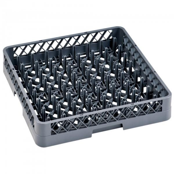 Tellerkorb - Serie 9860 - Polypropylen - mit 64 Fingern - extra preiswert