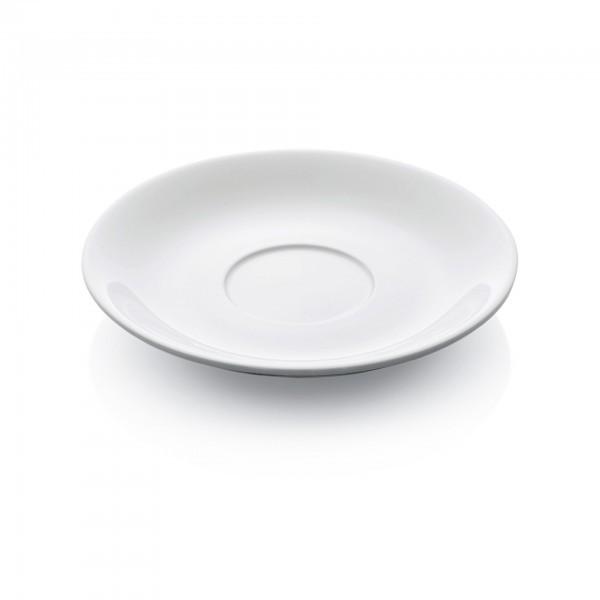 Untertasse - Serie Italia - Porzellan - für Caffe Latte Tasse 4999.035 - premium Qualität