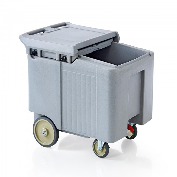 Ice-Caddy - Kunststoff - mit Auslaufhahn - extra preiswert