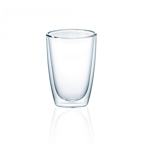 Latte Macchiato Glas - Serie Lounge - extra preiswert
