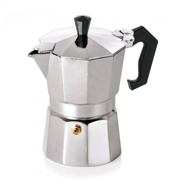 Espressokocher - Aluminium - 2601.003