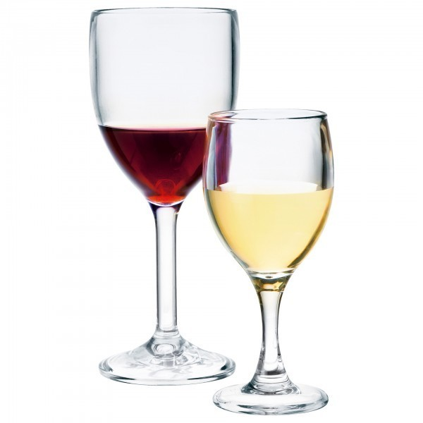 Weinglas - Serie Sunset - Polycarbonat