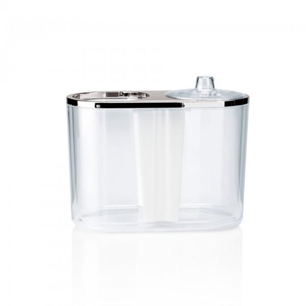 Flaschenkühler - Polystyrol - für 2 Flaschen - premium Qualität