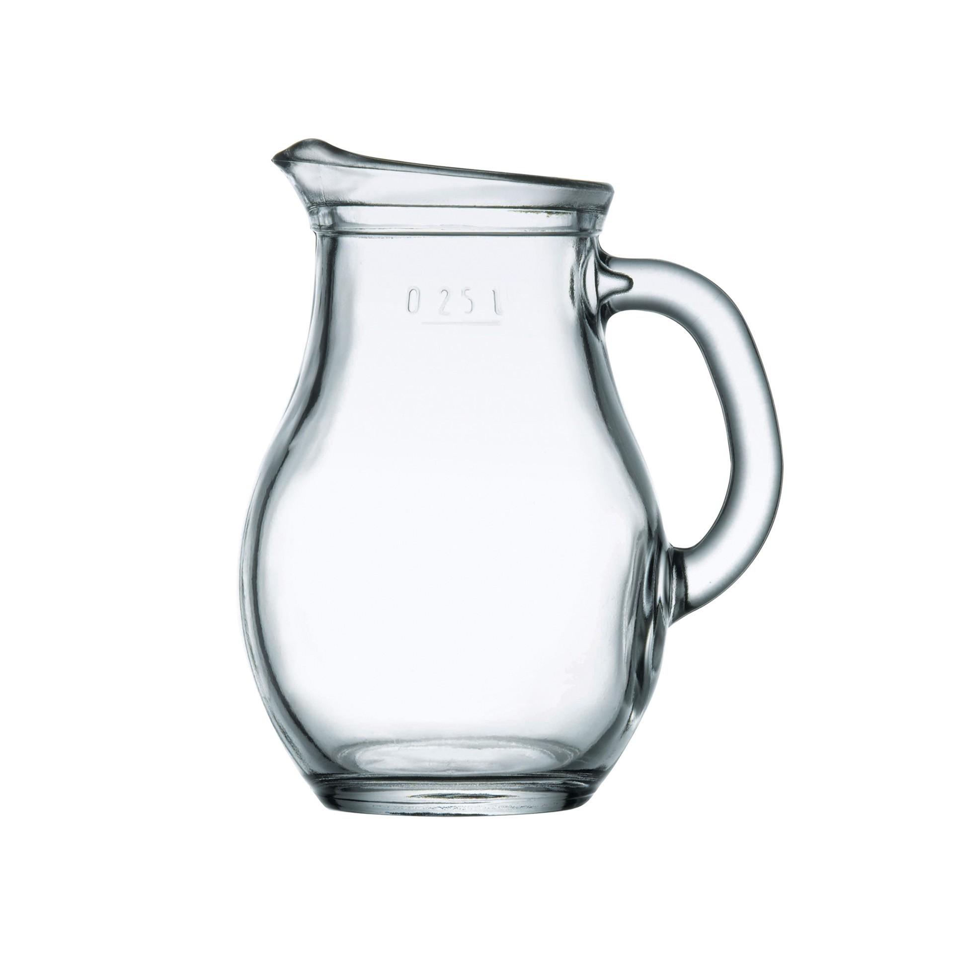 Krug - Glas - mit Füllstrich - billiger kaufen - 1823.025 ...