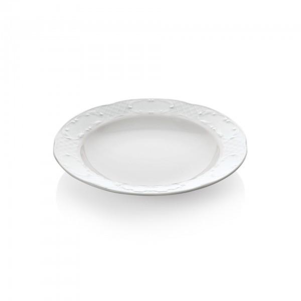 Teller - Serie Bavaria - Porzellan - tiefe Ausführung - premium Qualität