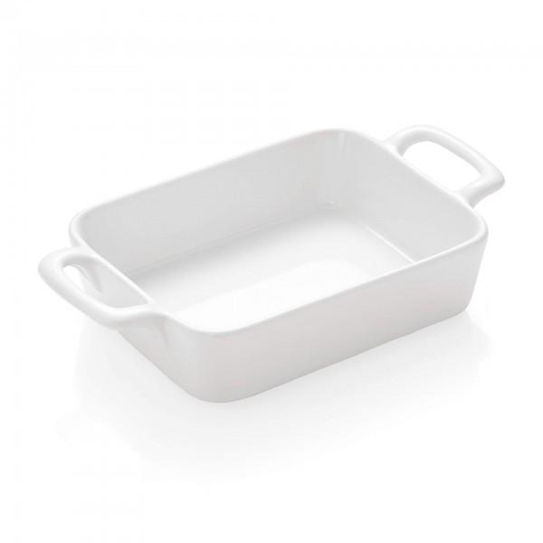 Schale - Porzellan - oval - mit Seitengriffen - 4936.165