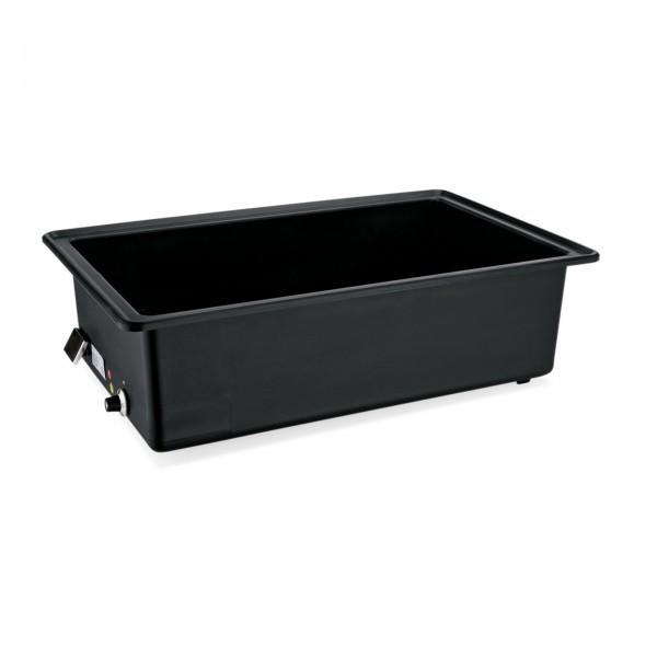 Elektro Kunststoffwasserbad - Kunststoff - passend für GN Behälter 1/1 bis 100 mm