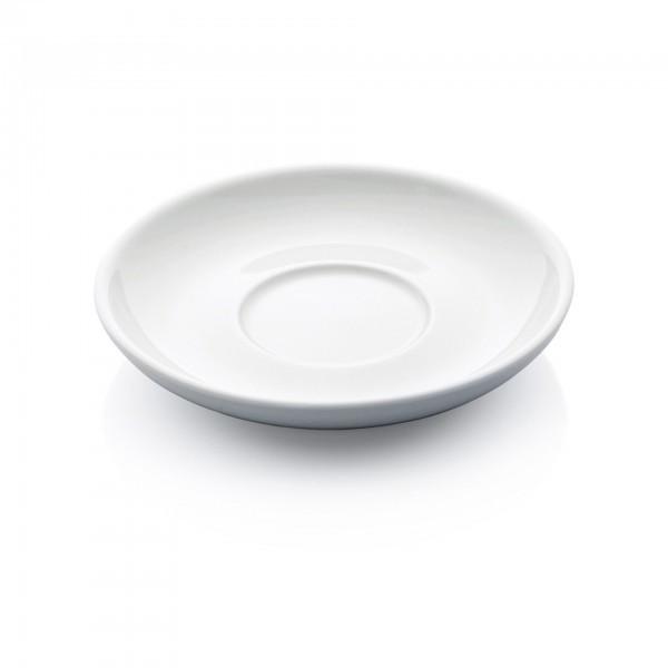 Untertasse - Serie Italia - Porzellan - für Cappuccino-Tasse 4999.020 und 028 - premium Qualität